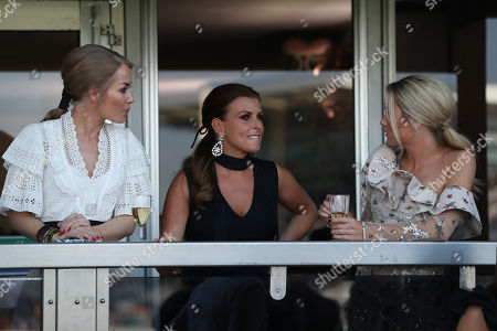 Coleen Rooney at Aintree