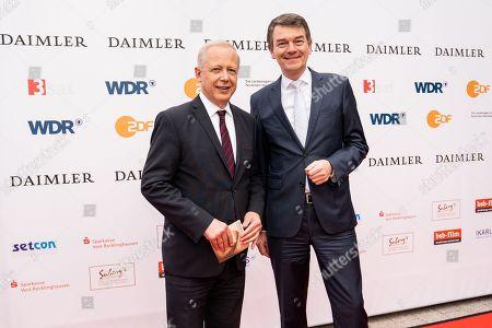 Tom Buhrow, Jörg Schönenborn