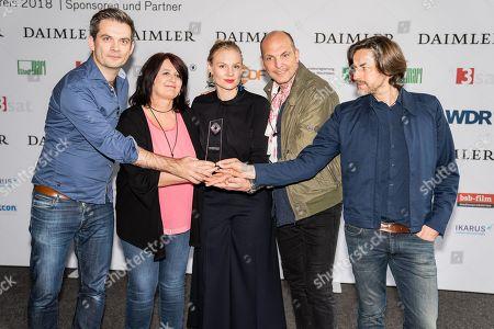 Christian Lex, Angelika Schwarzhuber, Rosalie Thomass, Hans Steinbichler