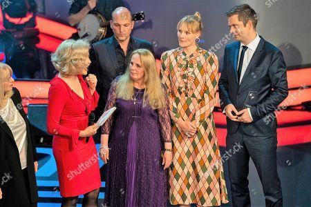 Annette Gerlach, Angelika Nachtmann , Rosalie Thomass, Christian Lex