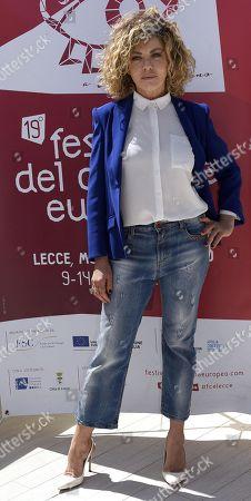 Editorial image of European Film Festival in Lecce, Italy - 14 Apr 2018
