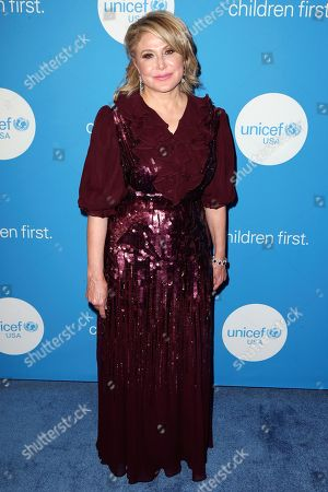 Editorial image of Unicef Ball, Arrivals, Los Angeles, USA - 14 Apr 2018