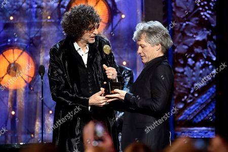 Howard Stern, Jon Bon Jovi