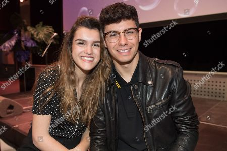 Amaia Romero and Alfred García (Spain)
