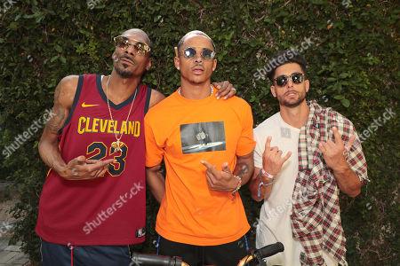 Snoop Dogg, Cordell Broadus and Jesse Wellens