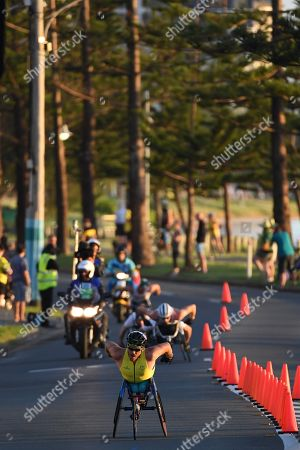 Editorial picture of Gold Coast Commonwealth Games 2018, Australia - 15 Apr 2018