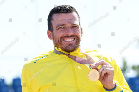 Stock Picture of Kurt Fearnley