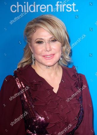 Ghada Irani arrives at the 7th Biennial UNICEF Ball at the Beverly Wilshire Hotel on Saturday, April 14,2018, in Beverly Hills, Calif
