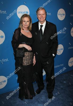 Kathy Hilton, Rick Hilton