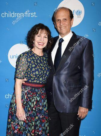 Michael Milken and Lori Milken