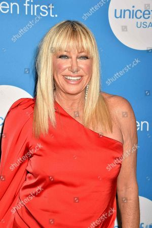 Actress Suzanne Somers