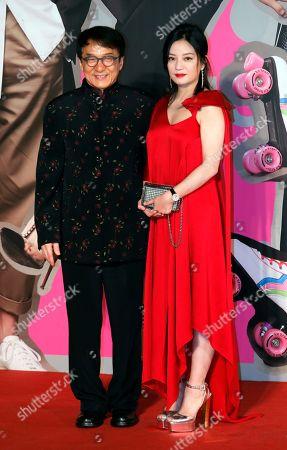 Editorial photo of Film Awards, Hong Kong, Hong Kong - 15 Apr 2018