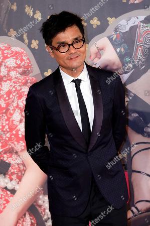 Editorial image of Film Awards, Hong Kong, Hong Kong - 15 Apr 2018