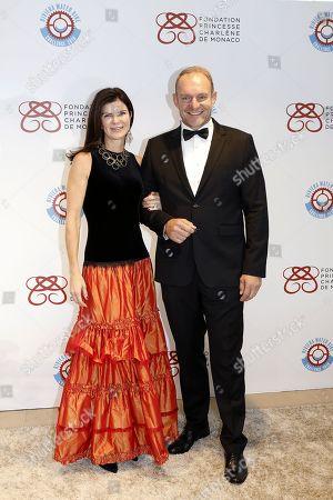 Nerine and Francois Pienaar