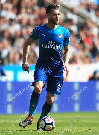 Calum Chambers of Arsenal
