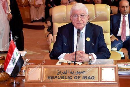 Stock Photo of Fuad Masum