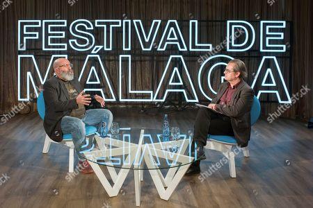 Editorial picture of International Film Festival Malaga 2018, Spain - 15 Apr 2018