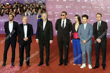 Editorial photo of Beijing International Film Festival opening, China - 15 Apr 2018
