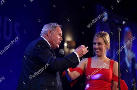 Barry Fry during the ELF Awards