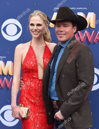 Editorial image of 53rd Annual Academy Of Country Music Awards - Arrivals, Las Vegas, USA - 15 Apr 2018