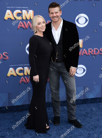 Editorial image of 53rd Annual Academy of Country Music Awards, Arrivals, Las Vegas, USA - 15 Apr 2018
