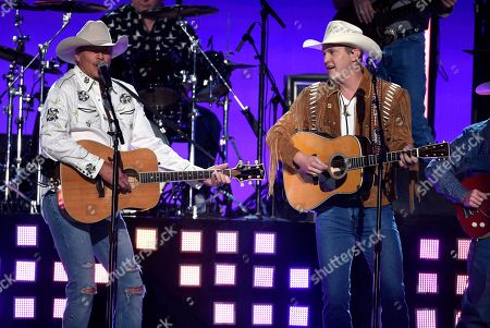 Editorial picture of 53rd Annual Academy Of Country Music Awards - Show, Las Vegas, USA - 15 Apr 2018
