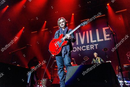 Editorial image of 'Nashville' TV show in concert at First Direct Arena, Leeds, UK - 15 Apr 2018
