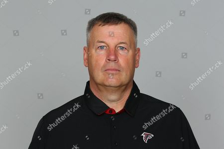 Dave Brock of the Atlanta Falcons NFL football team. This image reflects the Atlanta Falcons active roster as of when this image was taken
