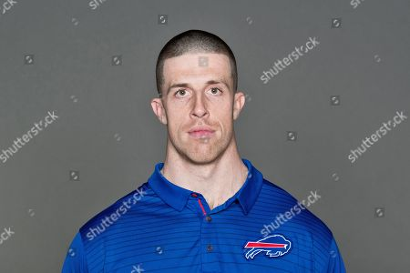 Will Greenberg of the Buffalo Bills NFL football team. This image reflects the Buffalo Bills active roster as of when this image was taken