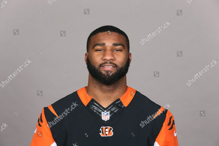 Brandon Bell of the Cincinnati Bengals NFL football team. This image reflects the Cincinnati Bengals active roster as of when this image was taken