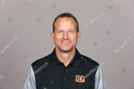 Jeff Friday of the Cincinnati Bengals NFL football team. This image reflects the Cincinnati Bengals active roster as of when this image was taken