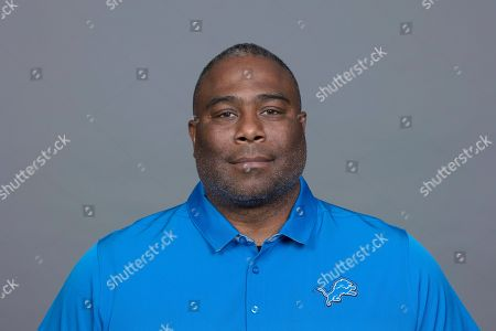 David Walker of the Detroit Lions NFL football team. This image reflects the Detroit Lions active roster as of when this image was taken