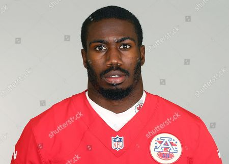 Keith Baxter of the Kansas City Chiefs NFL football team. This image reflects the Kansas City Chiefs active roster as of when this image was taken