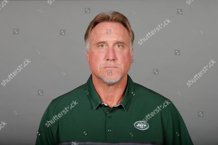 Kevin Greene of the New York Jets NFL football team. This image reflects the New York Jets active roster as of when this image was taken