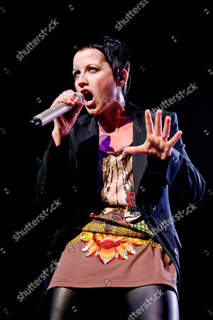 Stock Picture of Dolores O'Riordan Passed Away at