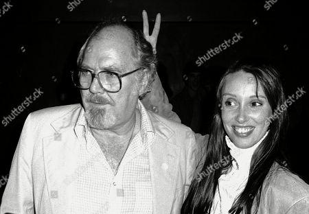 Editorial image of Robert Altman & Shelley Duvall - 31 Dec 2010