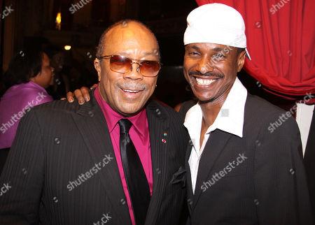 Quincey Jones & Tevin Campbell
