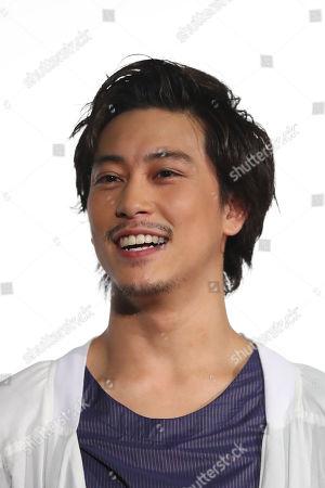 Stock Photo of Japanese actor Gaku Sano