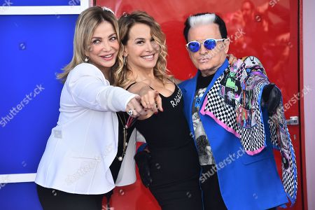 Editorial picture of 'Grande Fratello' TV photocall, Rome, Italy - 16 Apr 2018