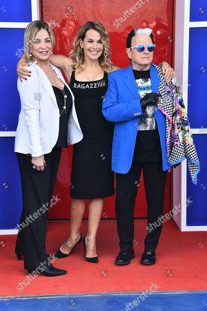 Editorial photo of 'Grande Fratello' TV photocall, Rome, Italy - 16 Apr 2018