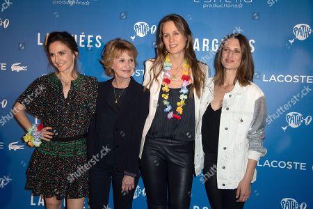 Camille Chamoux, Miou Miou, Eloise Lang, Camille Cottin