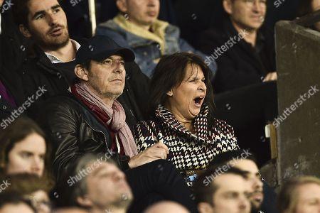 Editorial picture of Paris Saint-Germain v Monaco, Ligue 1 football match Final, Parc des Princes, Paris, France - 15 Apr 2018