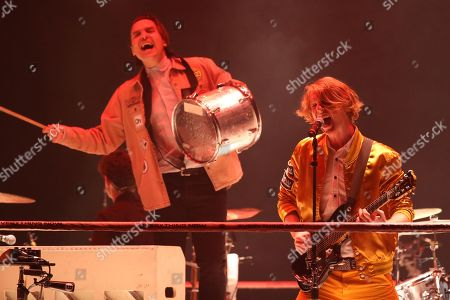 Arcade Fire - Jeremy Gara, William Butler and Richard Reed Parry