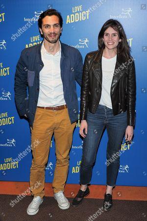 Samir Boitard and Louise Monot