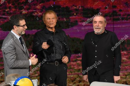 TERENCE HILL and Nino Frassica