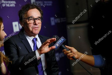 Filmmakers and honorees Chris Columbus attends the NYU Tisch School of the Arts gala at Capitale, in New York