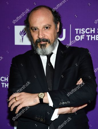 Vice Media chief creative officer and honoree Eddy Moretti attends the NYU Tisch School of the Arts gala at Capitale, in New York