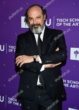 Editorial image of NYU Tisch School of the Arts 2018 Gala, New York, USA - 16 Apr 2018