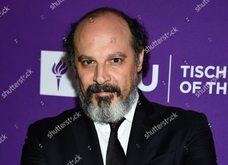 Stock Image of Vice Media chief creative officer and honoree Eddy Moretti attends the NYU Tisch School of the Arts gala at Capitale, in New York