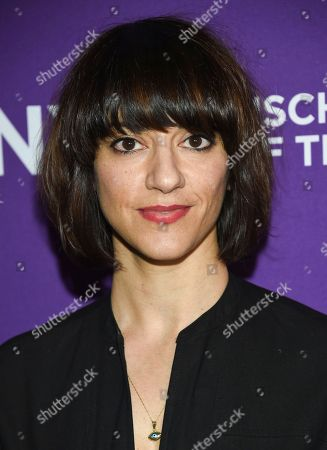 Stock Image of Director Ana Lily Amirpour attends the NYU Tisch School of the Arts gala at Capitale, in New York